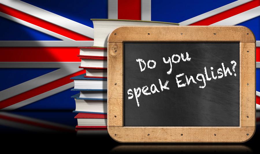 Foto Do you speak English?