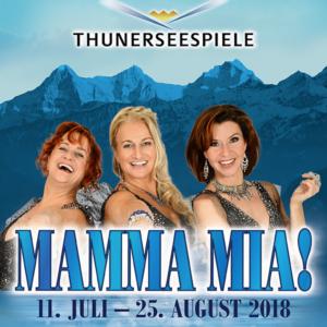 Bild Plakat Mamma Mia