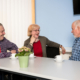 Foto Senioren-Gruppe