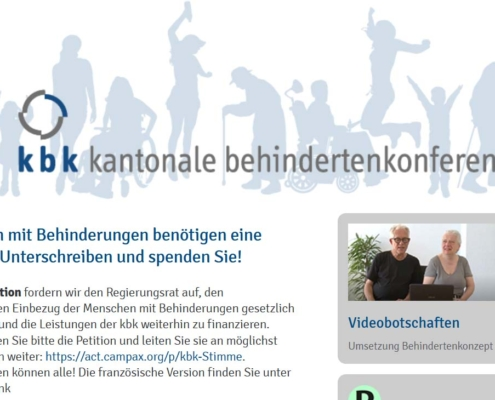 Bild KBK Petition